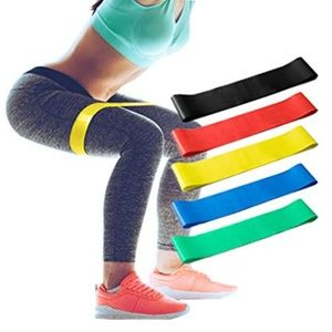 Other - 2 for $12 Workout Looped Elastic Bands